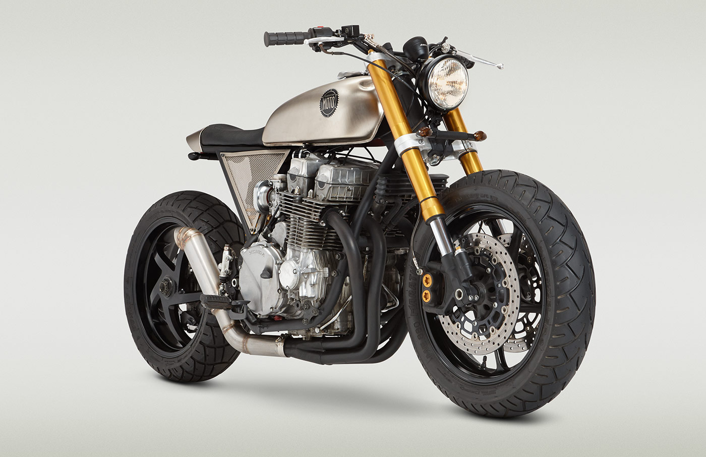 Cb750 singletracker classified moto